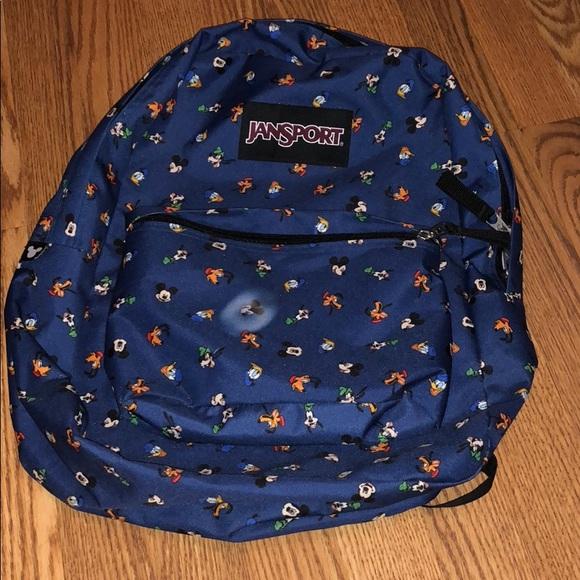 0c3fe198135 Jansport Other - Disney Jansport Backpack